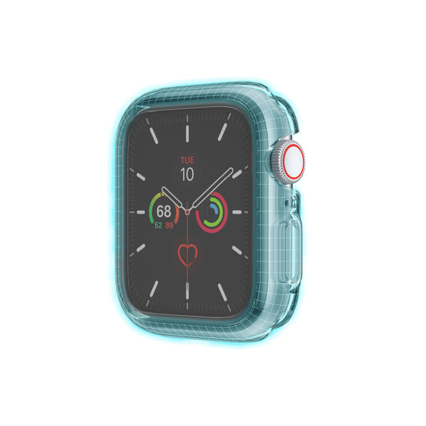 Anti-Microbial Outre Drop-proof Case with Screen Protector for Apple Watch 4/5/6/SE