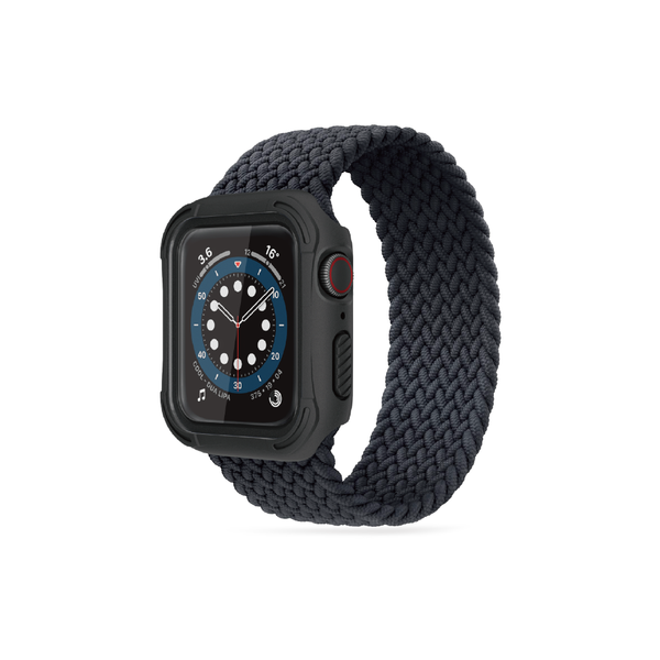 ANTI-BACTERIAL IMPACT SHIELD PRO CASE FOR APPLE WATCH 40mm