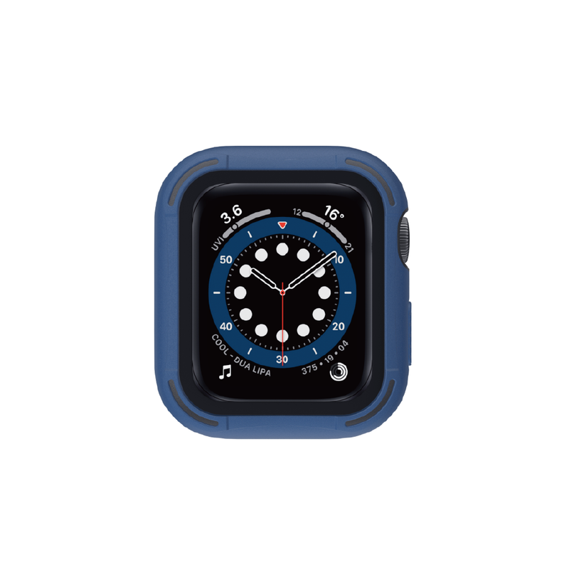 ANTI-BACTERIAL IMPACT SHIELD PRO CASE FOR APPLE WATCH 44mm