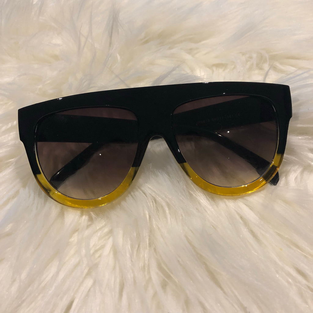 Faye Sunglasses Yellow