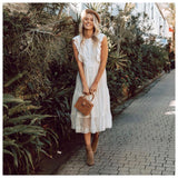 Lost Love Midi Dress