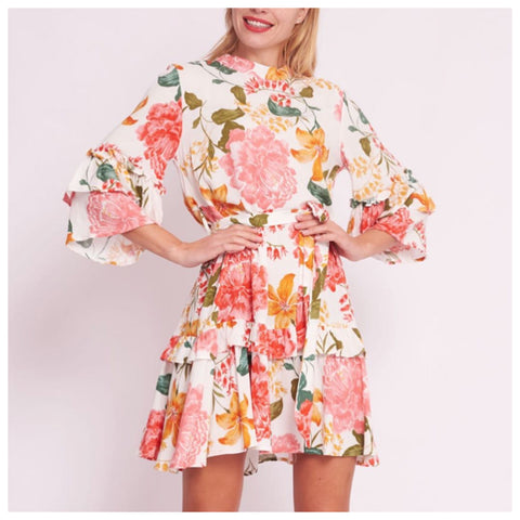 Spring Bloom Dress