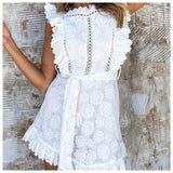 Loves Lace Mini Dress