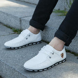 Sports driving shoes men's flat non-slip casual shoes - Venice Streets Fashion online style Boutique