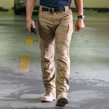 Work Cotton male Trousers men's - Venice Streets Fashion online style Boutique
