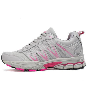 Women Running Shoes Lace Up Sports Shoes - Venice Streets Fashion online style Boutique