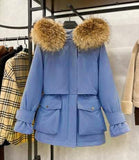 Winter Women Warm Coat - Venice Streets Fashion online style Boutique