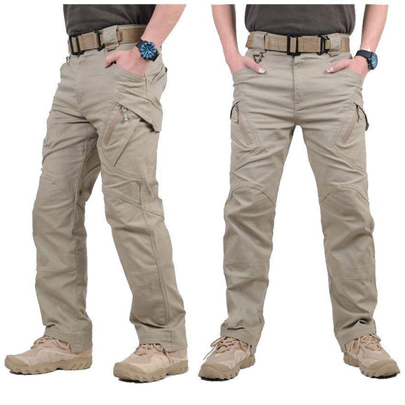 Waterproof Training Trousers Male Durable Working Pants - Venice Streets Fashion online style Boutique