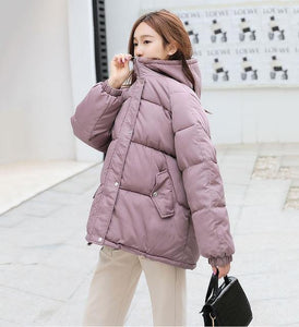 Women's Hooded Winter Coat - Venice Streets Fashion online style Boutique