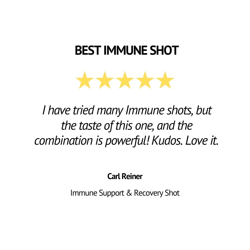 immune shot review