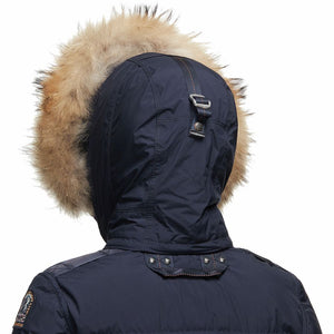Light Long Bear Parka
