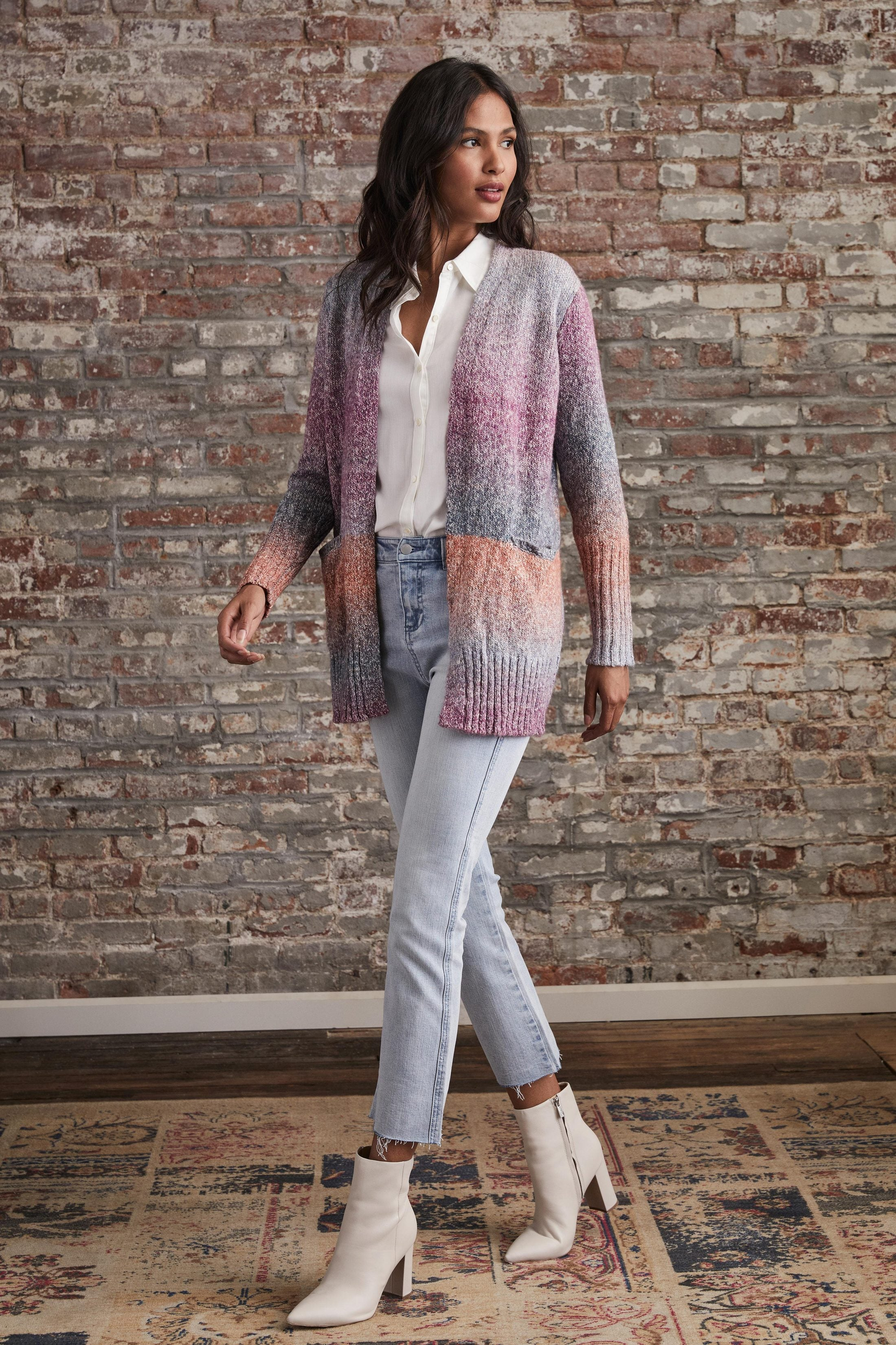 Easy Open Cardigan