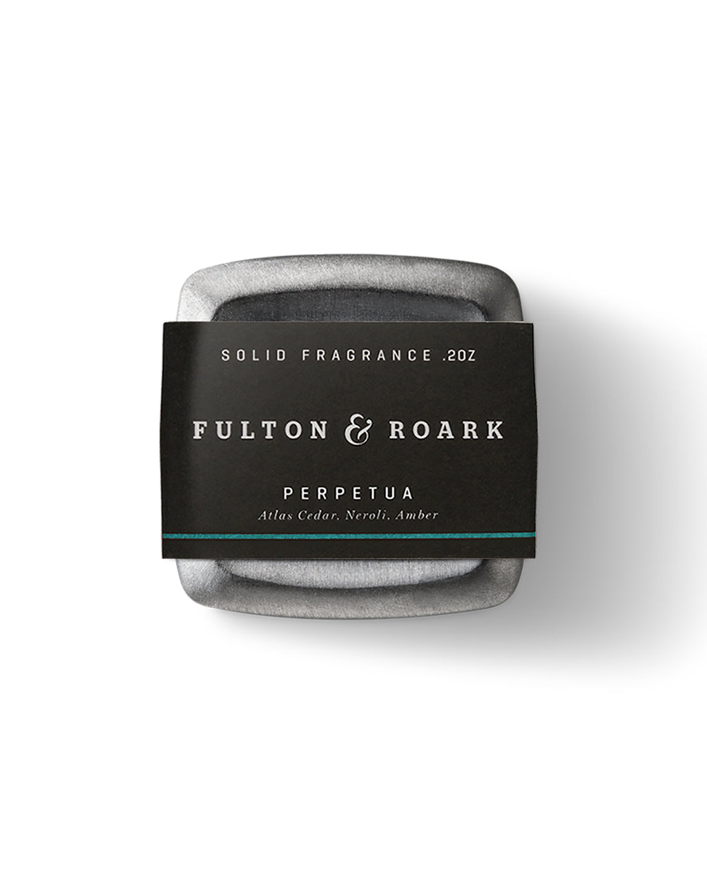 Cedar solid cologne. Travel friendly. A fresh and woody blend of Atlas Cedar and Sea Air.