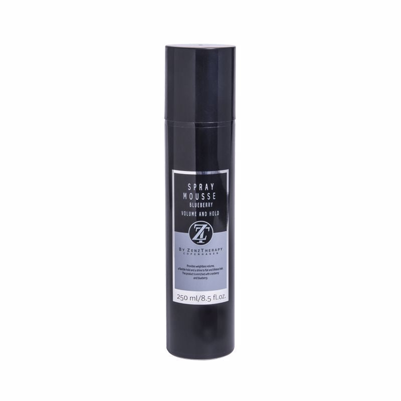 Zenz Therapy Spray Mousse Blueberry