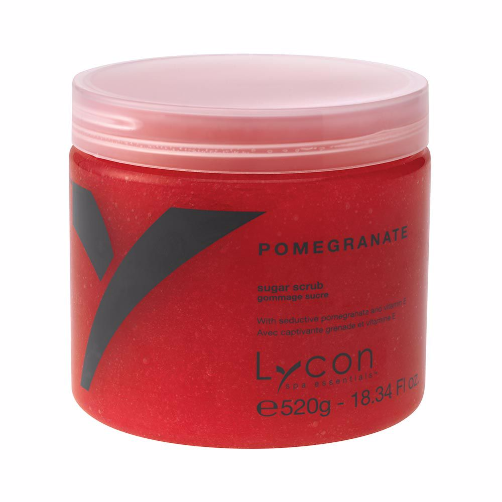 Lycon Pomegranate Sugar Scrub