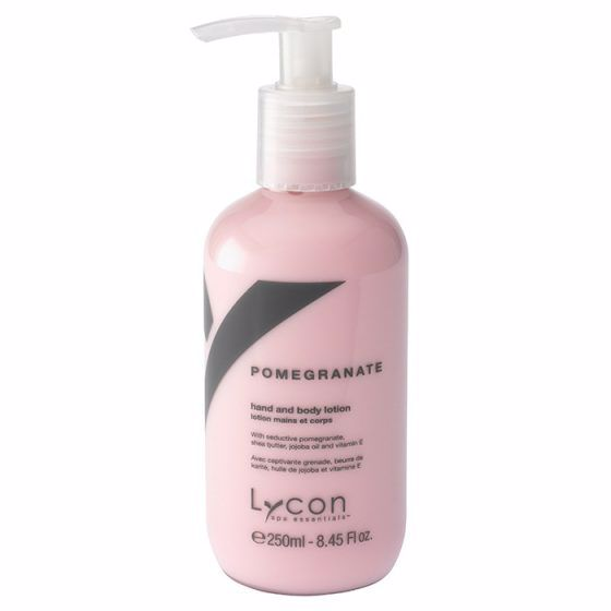 Lycon Pomegranate Hand And Body Lotion