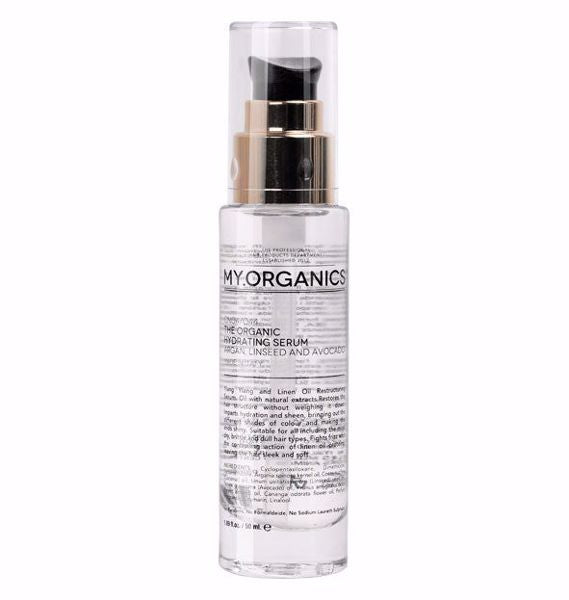 My Organics Hydrating Serum Argan Linseed Avocado