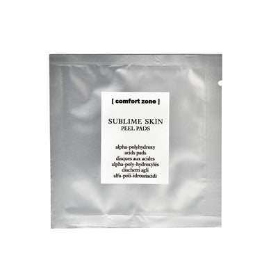 Comfort Zone Sublime Skin Face Peel Pad Treatment 14 stk.