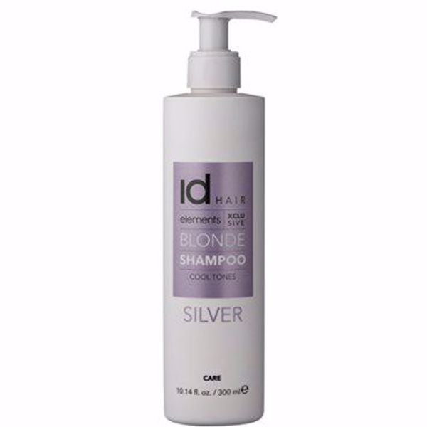 Id Elements Xclusive Blonde Shampoo