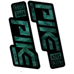 Space Cadet RockShox Pike Decal