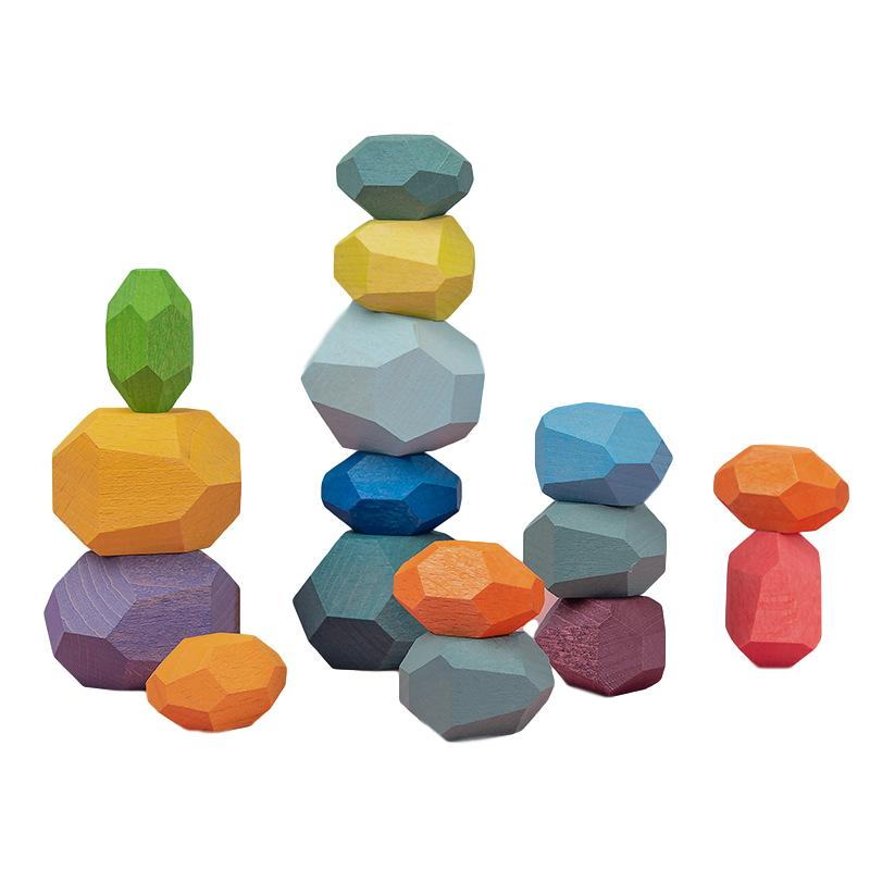 Stacking Stones Of Protection - Nostalgia