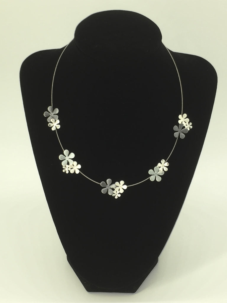 Floral Trio Necklace
