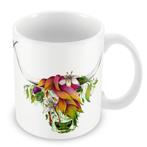 Ivy The Highland Cow Mug