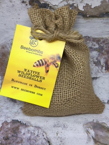 Bee Bombs Seed Pack