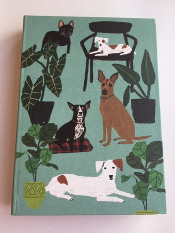 Full Colour Dog Palais Notebook