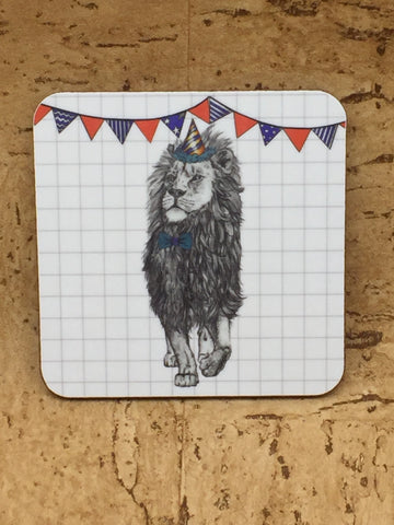 Party Lion Coaster