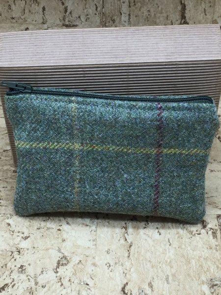 Tweed Coin Purse
