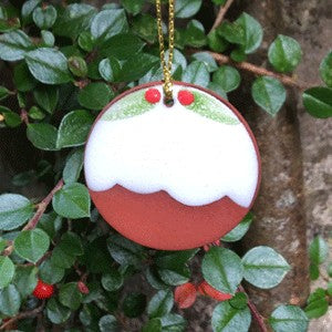 Ceramic Traditional Christmas Decorations