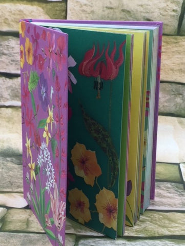 Full Colour Wild Verge Notebook