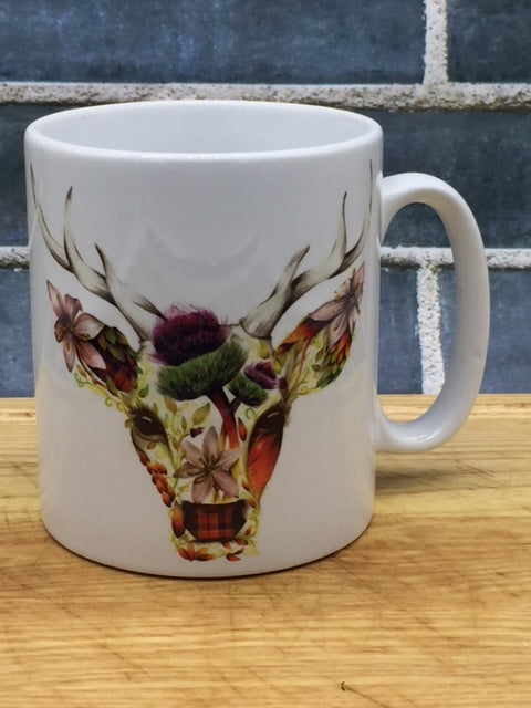 Stirling The Stag Mug