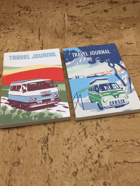 Camper Van Travel Journal
