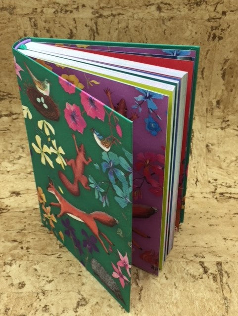 Full Colour Call of the Wild Notebook