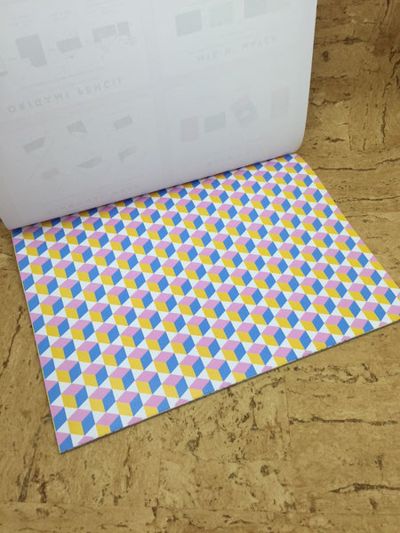 Wrapping Paper Book