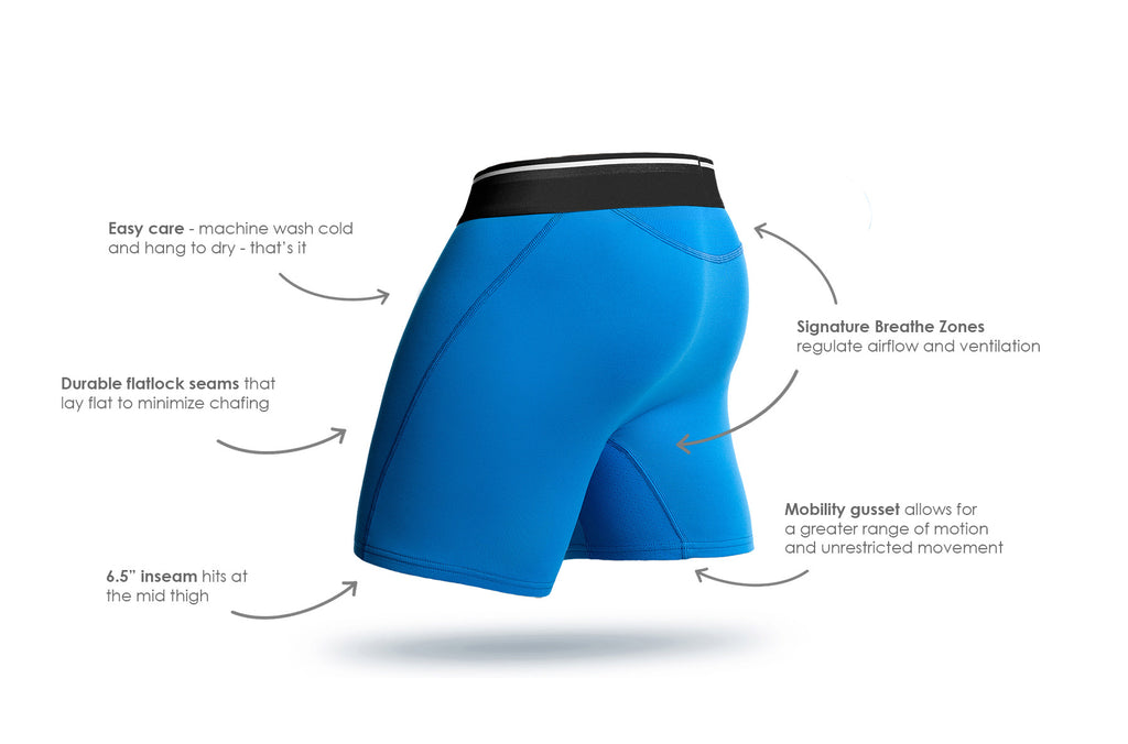The Standard Fit Boxer Brief (Previous Generation)