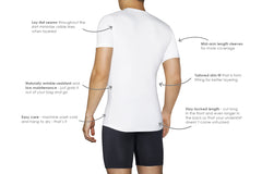 AirWeight Undershirt - Deep V