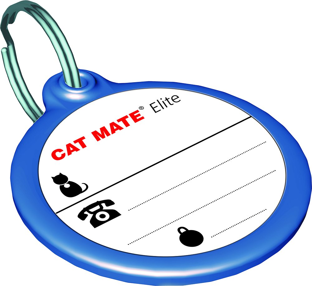 Cat Mate Elite Electronic I.D. Disc