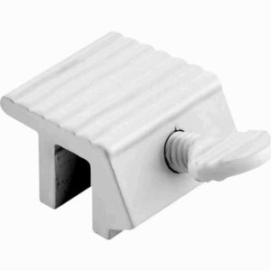 DEFENDER SECURITY U 9802 SLIDING WINDOW LOCK, WHITE (2 PACK)