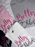Pretty Blessed (Unisex T-Shirt) Youth Sizes