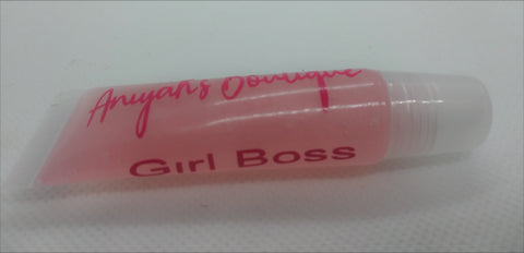 Squeeze Tube Clear  Gloss (GIRL BOSS)