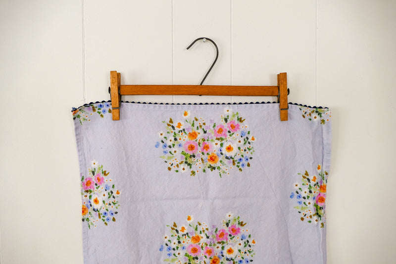 Bloom no. 2 Tea towel