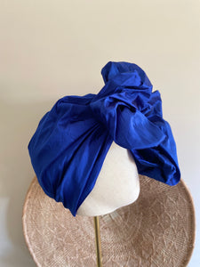 Royal Blue Turban - ROYAL