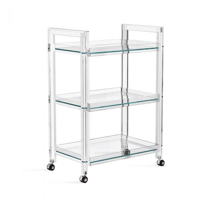Ava Bar Cart - Interlude Home