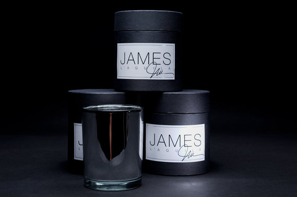 L'Aquila Luxury Candle- JAMES By Jimmy DeLaurentis