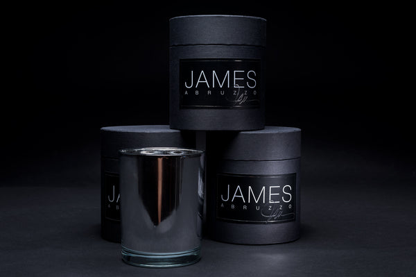 Abruzzo Luxury Candle - JAMES By Jimmy DeLaurentis