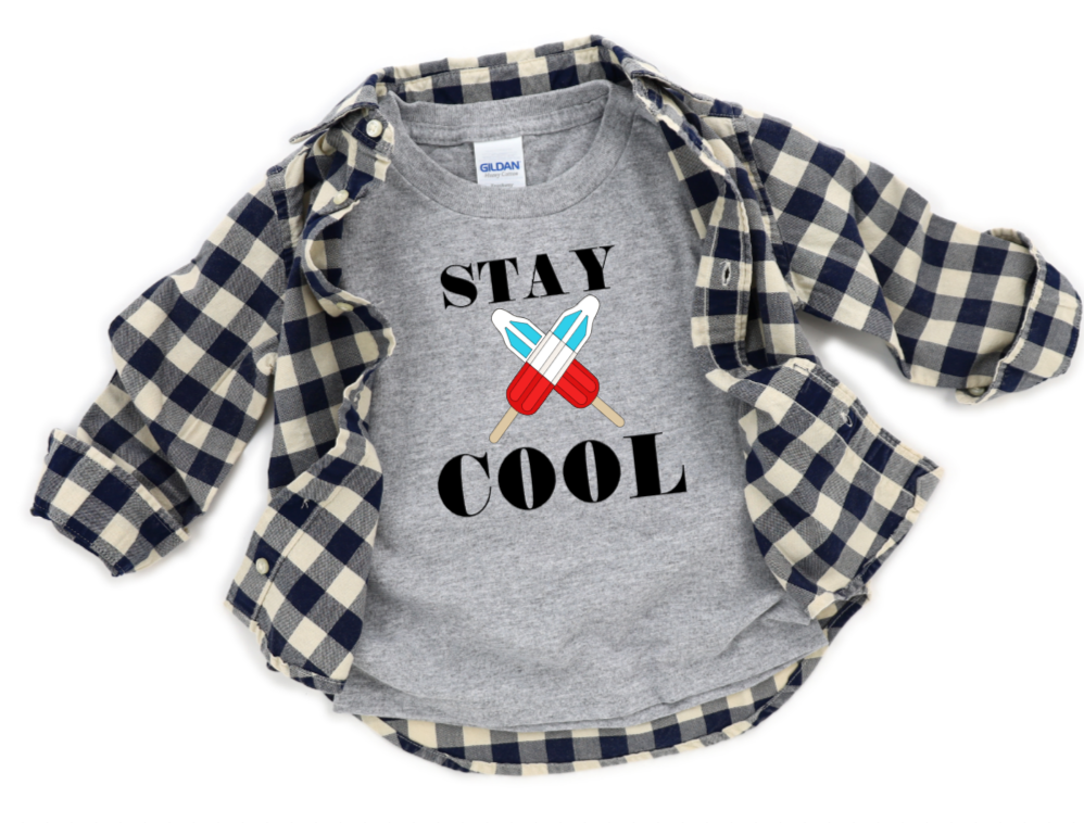 Youth Stay Cool Tee