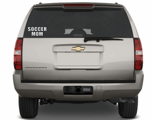 Sports Mom Decal